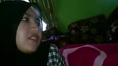 Indo hijabi h.j