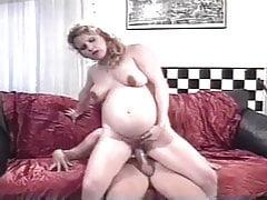 Downblouse Pregnant