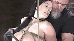 Brunette BDSM Bondage Amateur Big Tits