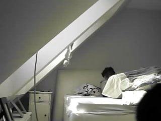 wife fucks a friend hidden cam
