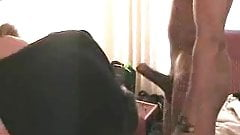 white cuckold couple submitting to dominant BBC