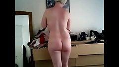 Wife secretly filmed in her own bedroom