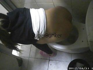 Download video bokep WC Spy Cam Latinas Mp4 terbaru