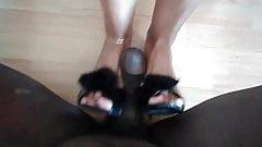 J'adore ses pieds