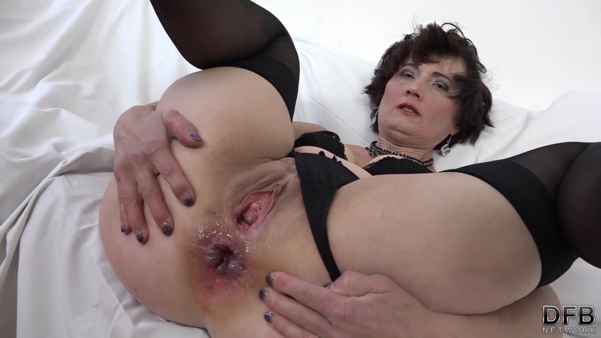Interracial Fuck For Granny That Wants Anal Sex And-3771