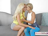 Inked teen firsttime pussylicking lesbo MILF