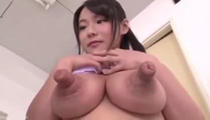 Гигантские соски порно азия