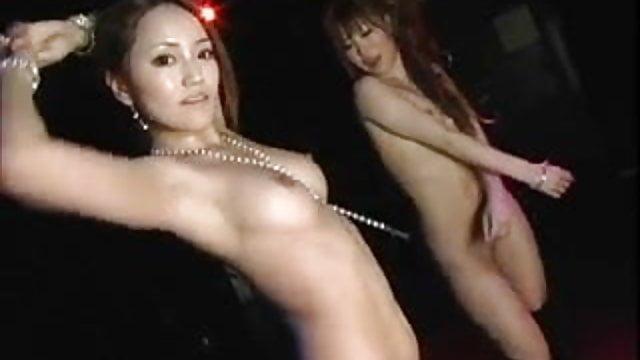 Japanese Lesbian Bus Molester