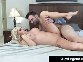 Fat Cock Frenchman Alex Legend Bones Beautiful Vyxen Steele!