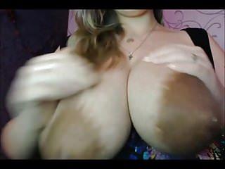 Big Pregnant Tits Dripping Milk