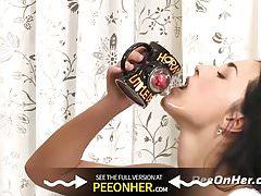 Peeonher - The New Girl - Piss Fuck