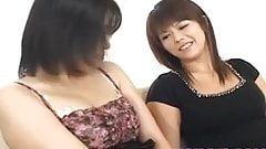 Ami Hojo in passionate scenes of raw Jap - More at hotajp.co