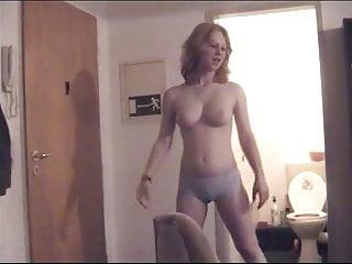 Hobbynutte Bianca Striptest