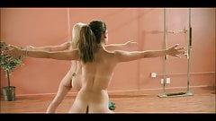 hot nude yoga class - Playboy.tv