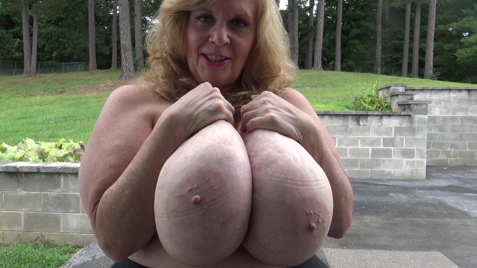 Legal huge breasted monster butts granny