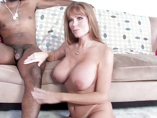 Busty Mom Darla Crane Takes BBC In Front Ofson