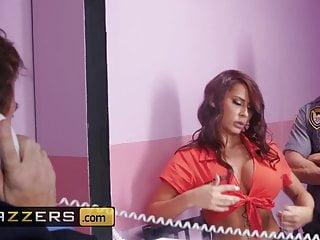 Madison Ivy Xander Corvus - Glam Jail Nail - Brazzers