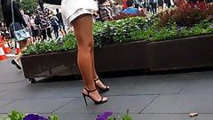Bare Candid Legs - BCL#204