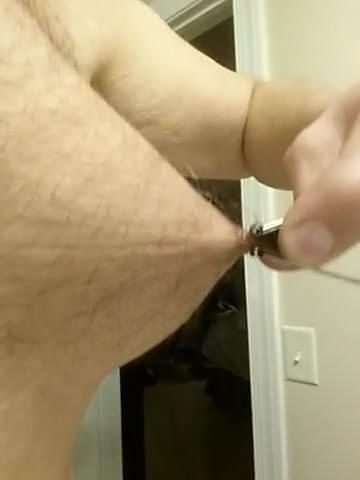 Binder clips femdom