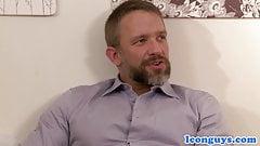 Gaybait masseur fucks tatooed muscle jock