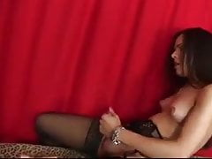 cute tgirl big shot