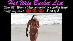 Hot Wife Challenge #2