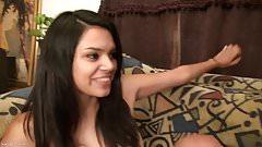 Selena Garcia Toying Latina Pussy