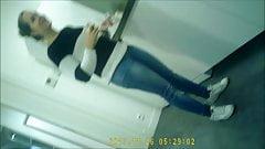 jeans moulant 6