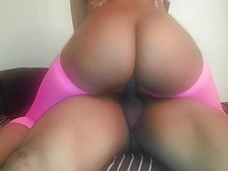 Fat Ass Bouncing On The Dick Part