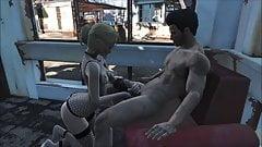 Fallout 4 Katsu and Sturges
