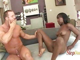 Chanel Fucks Horny Stepdad