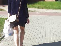 Upskirt woman 23 - Sexy skirt girl