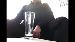 german amateur man solo at home with cumshot 2019.03.24