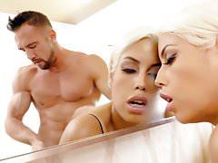 Busty Latina Bridgette Has Anal Sex