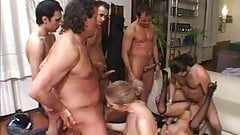 superb MILF federica hard double anal orgy