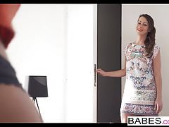 Babes - Step Mom Lessons - Ladies First starring Nick Gill a