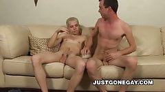Twink Blowjob and Sex