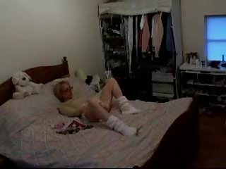 Sexy mature morning fun. Hidden cam
