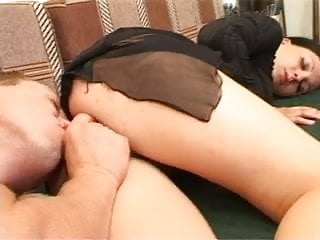 Facesitting ass licking - Pussy n ass licking