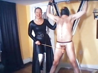 suffering stooge for that Mistress