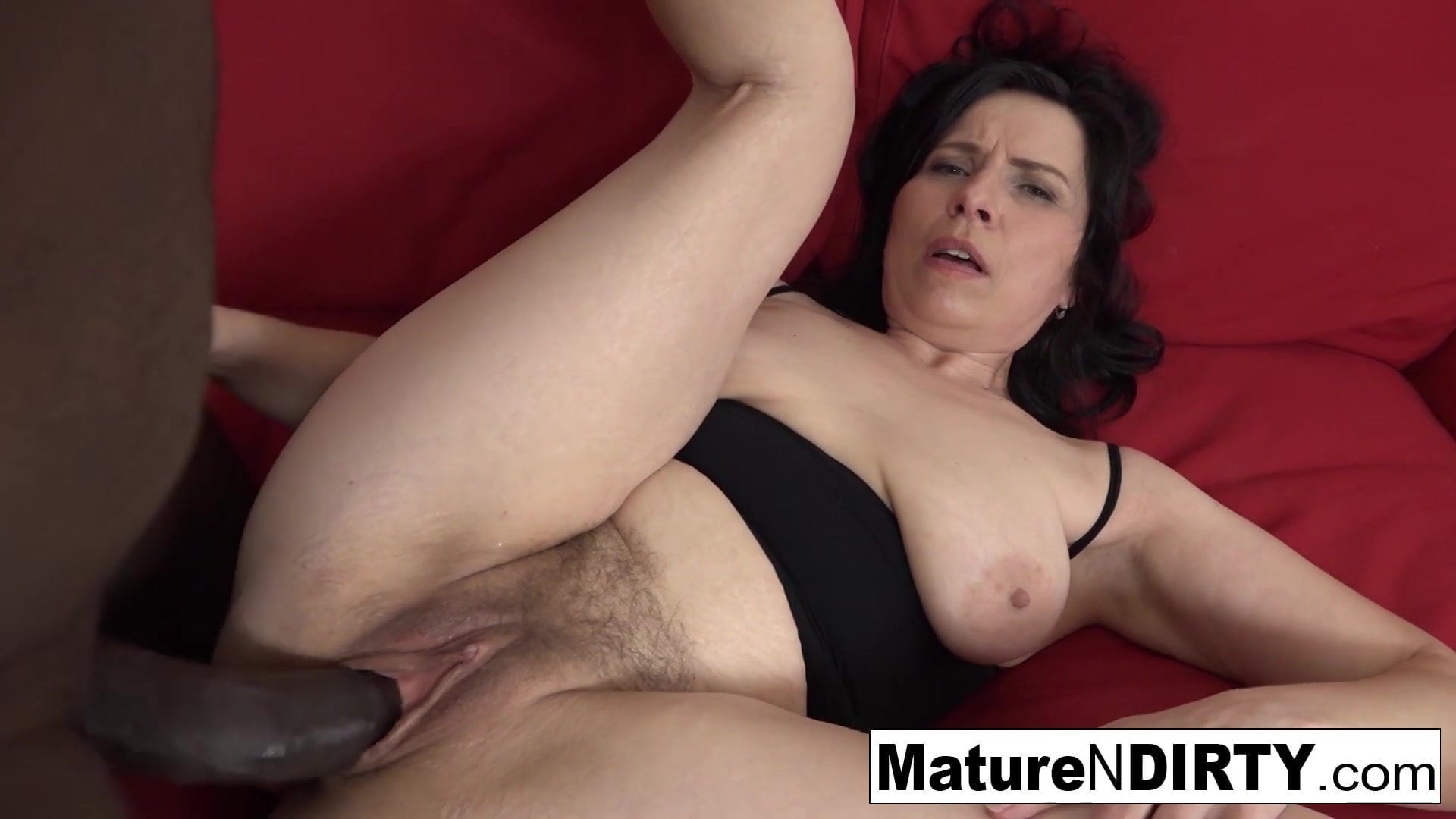 Old Pussy Creampie