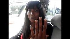 Ms. Nakisha Pink Toes