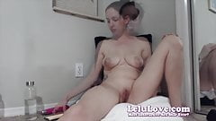 Lelu Love-WEBCAM: Long Edging Masturbation Session And Chat