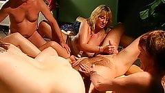 extreme wild german swinger club guck orgy