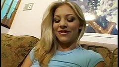 blonde teen anal facial