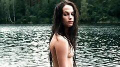 Alicia Vikander - ''The Crown Jewels''