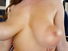 Lena Paul Tits In Kitchen's Thumb