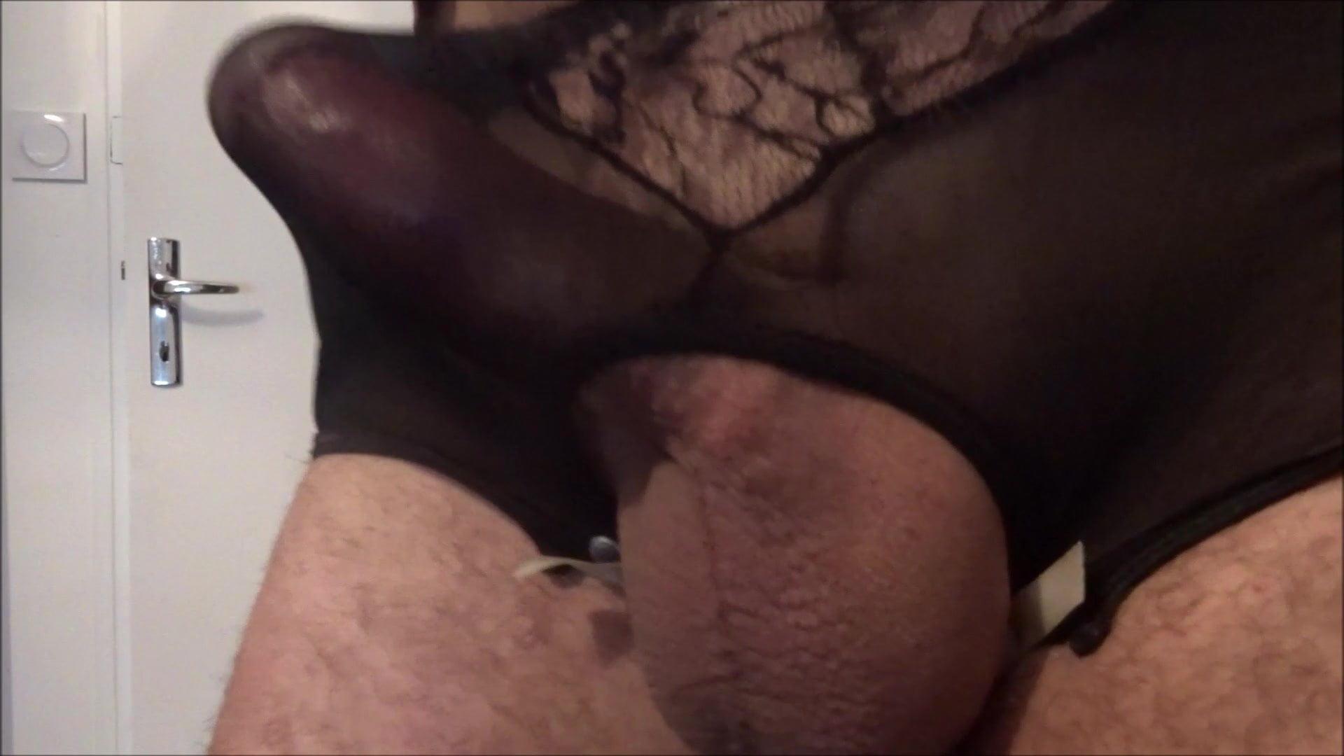 Cocks in underwear