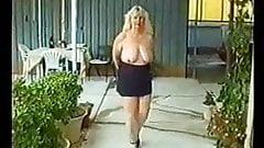 Boobs and Mini Skirt
