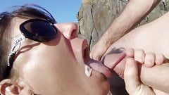 Really. mature blowjob on beach